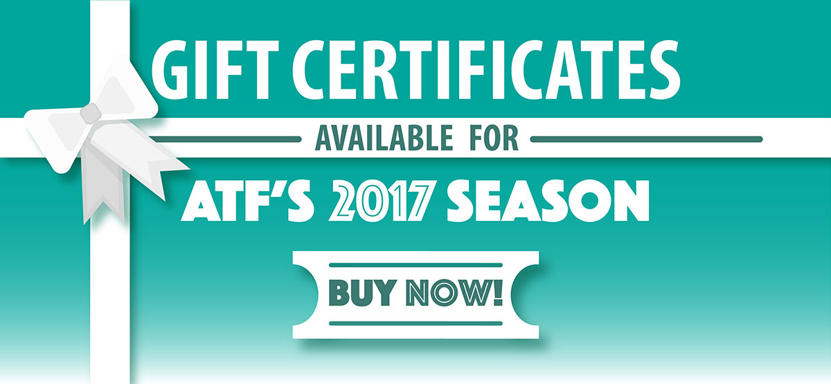 Gift Certificates Available for 2017