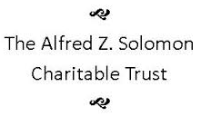 alfred solomon charitable trust