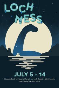 LOCH NESS @ Charles R. Wood Theater  | Natick | Massachusetts | United States