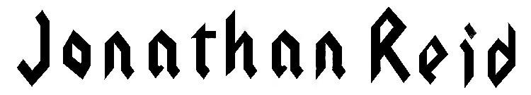 Jonathan Reid Logo