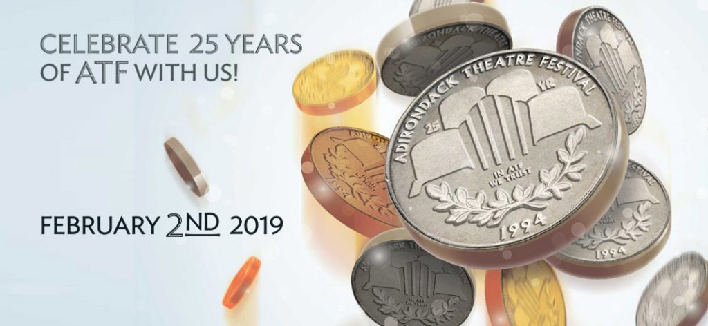 Celebrate 25 years of ATF with us! February 2nd 2019